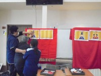 ニッケつどい加古川 「雛飾りゲーム」の画像