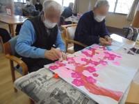 ニッケつどい加古川 「3月の壁面飾り」の画像