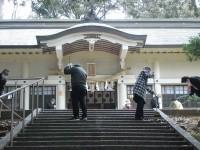 ニッケふれあいセンター小牧 「神社清掃活動」の画像