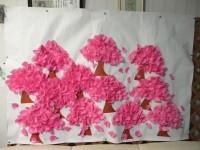 ニッケつどい一宮 「桜が咲きました」の画像