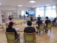 ニッケ加古川介護村 「ケアマネ勉強会」の画像