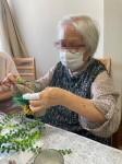 ニッケつどい加古川 「手芸部☆夏のリース」の画像