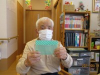 ニッケれんげの家・加古川 「手作業 ~仮置きマスクケース~」の画像