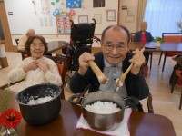 てとてニッケタウン 「秋のおやつ作り~五平餅~」の画像