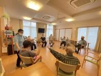 ニッケれんげの家・加古川 「日々の様子 ~午後の体操~」の画像